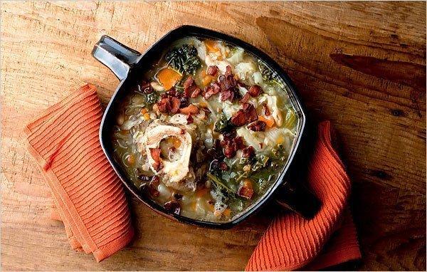 Ham Bone Soup Melissa Clark