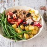 Salade Niçoise als maaltijdsalade